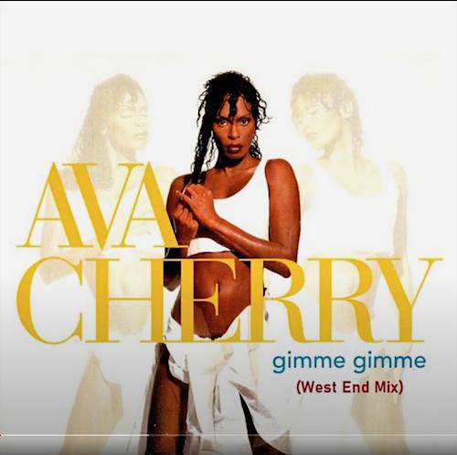 Ava Cherry - Gimme Gimme