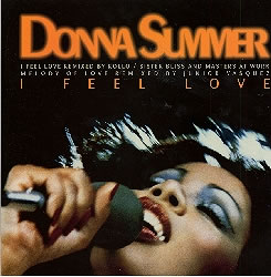 Donna Summer - I Feel Love 1995 - UK Chart No.8 - Club Chart No.1