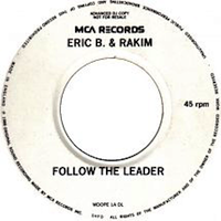 Eric B & Rakim - Follow The Leader - Chart No-21
