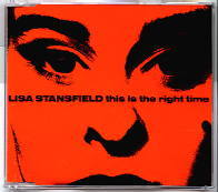 Lisa Stansfield - This Is The Right Time - Chart: No.13