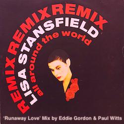 Lisa Stansfield - All Around The World (Remix)