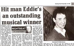 Eddie Gordon