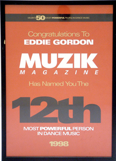 Eddie Gordon